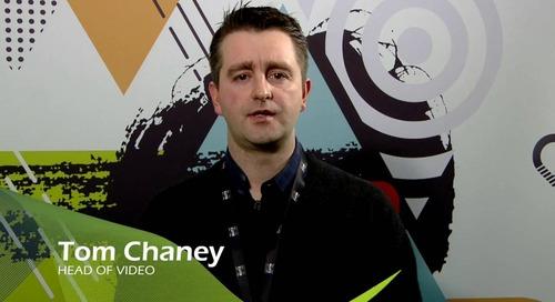 Tom Chaney: Head of Video