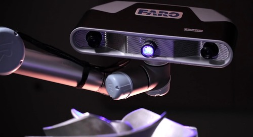 Conozca el FARO Cobalt Array Imager