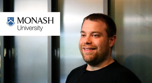 Tight deadline? No problem. Monash University migrates their data center