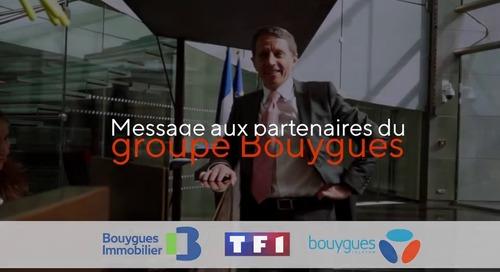 Un message du Directeur Développement Durable du groupe Bouygues