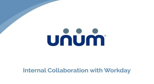 Ben Etheridge: Internal Collaboration with Workday