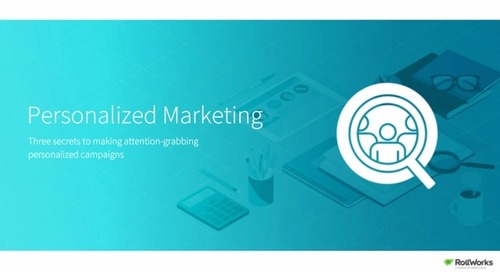 Back to Marketing School: Personalized Marketing