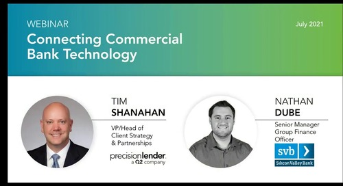Connecting Commercial Bank Technology