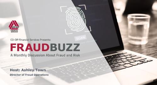 FraudBuzz Webinar - March 2020
