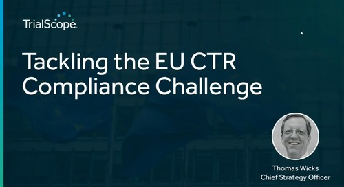 Tackling the EU CTR Compliance Challenge
