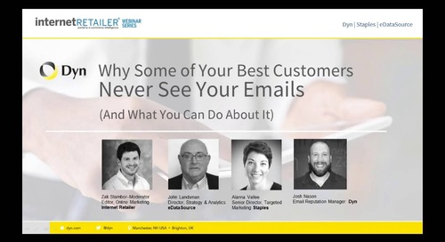 Why Some of Your Best Customers Never See Your Emails