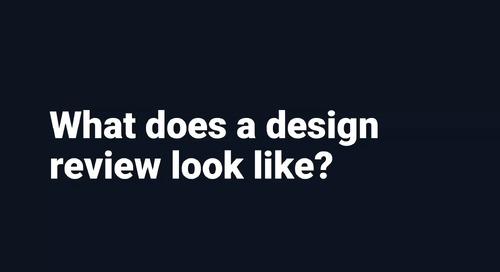 Design Review Workshop