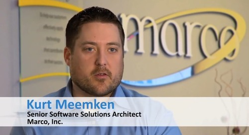 Customer Case Study Video: Marco