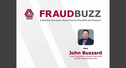 FraudBuzz - Carders Lurking in the Big, Bad Dark Web