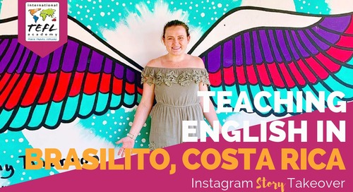 Day in the Life Teaching English in Brasilito, Costa Rica with Courtney Hall