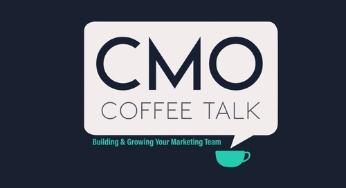 Building & Growing Your Marketing Team