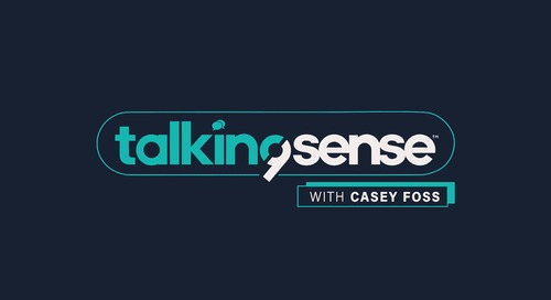 Talkingsense with Casey Foss Promo