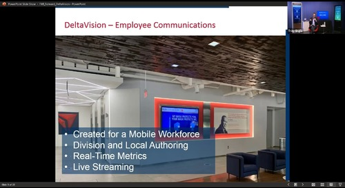 Building a 1,200-Screen Digital Signage Network Designed to Enhance the Employee and Passenger Experience