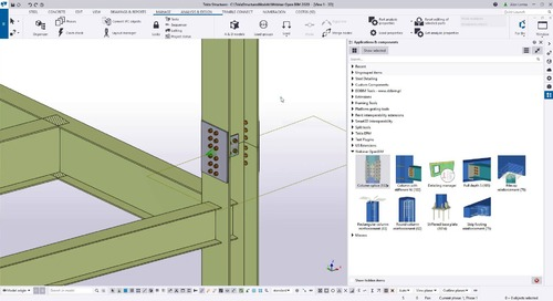 Open BIM con Archicad y Tekla Structures