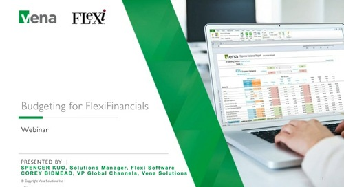 Budgeting for Flexi Financial
