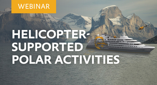Webinar: Helicopter-supported Polar Adventures