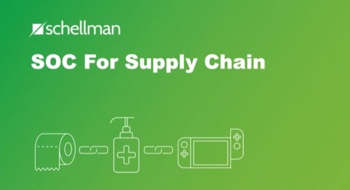 SOC for Supply Chain