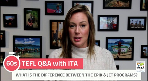 What Is The Difference Between The EPIK & JET Programs? - TEFL Q&A with ITA