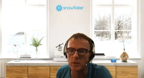 Snowflake User Group Virtual Meet Up APAC