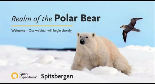 Explore Spitsbergen with Your Clients