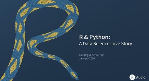 R & Python: A Data Science Love Story
