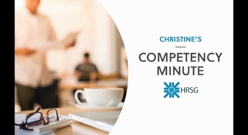 Competency Minute: The Cost of a Bad Hire