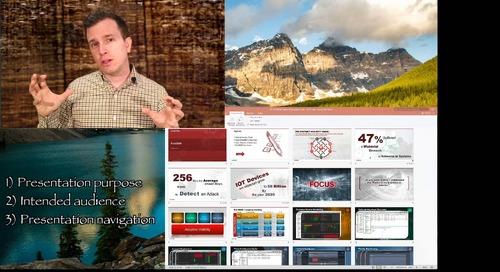 FortiSIEM Value Presentation Walk Through