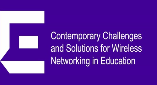 Contemporary Challenges and Solutions for Wireless Networking