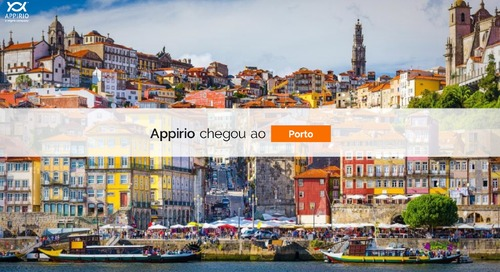 Appirio is coming to Porto