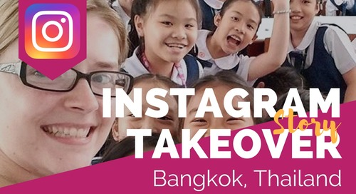 Day in the Life Teaching English in Bangkok, Thailand with Steph Enoch