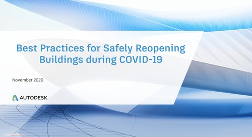 [On-Demand Webinar] Best Practices for Safely Reopening Buildings during COVID-19