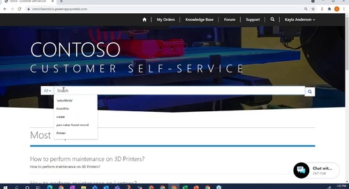 Dynamics 365 Customer Service - Cases Self-Service Omnichannel and More