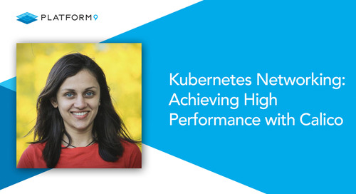 Kubernetes Networking: Achieving High Performance with Calico