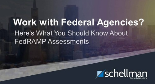 Work with Federal Agencies? What You Should Know About FedRAMP