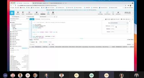 Snowflake Virtual Hands-on Lab- Apr 29