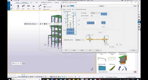 Win Big in Steel Detailing with Tekla Structures