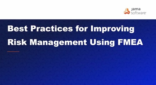 Best Practices for Improving Risk Management Using FMEA