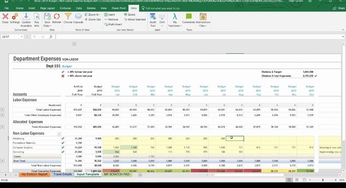 Product Overview - Enterprise Budgeting, Planning & Forecasting