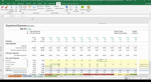 Product Overview - Enterprise Budgeting, & Forecasting