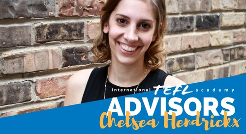 International TEFL Academy Advisor - Chelsea Hendricks