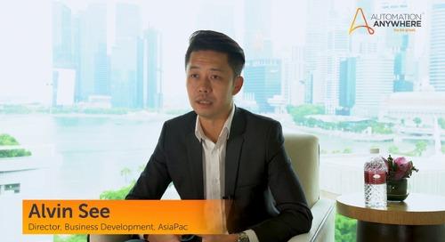 APAC's Automation Journey | Automation Anywhere Partner Testimonial