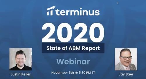 The 2020 State of ABM Webinar
