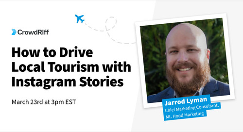 Drive Local Tourism with Instagram Stories