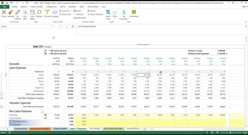 2017-02-15 14.01 Better Enterprise Budgeting with Microsoft Excel®
