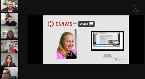 Best Practices for Using Canvas Studio