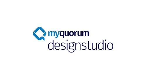 Conquer myQuorum Design Studio | Quorum