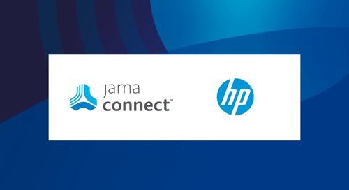 Jama Connect™ + HP
