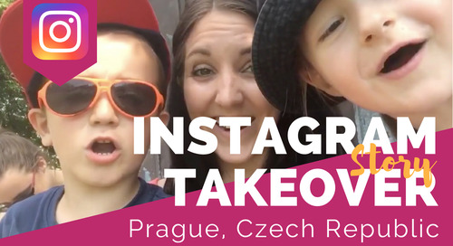 Day in the Life Teaching English in Prague, Czech Republic with Megan Newnham