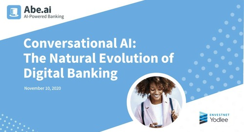 On-Demand Webinar: Conversational Banking: The New Face of Digital