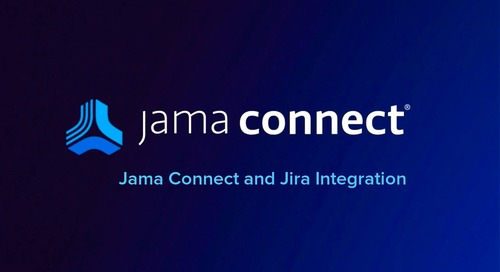 Jama Connect® + Jira